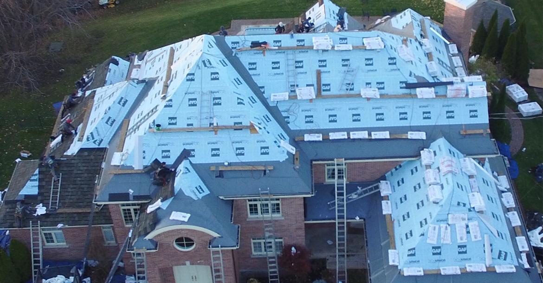 Réparation de toiture Mirabel